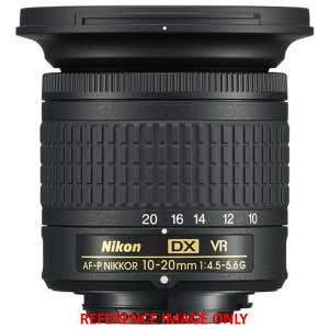 Nikon AF-P 10-20mm f/4.5-5.6G VR   Secondhand