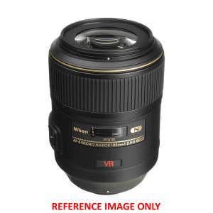 Nikon AF-S 105mm f2.8G VR IF-ED Micro | Secondhand