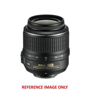 Nikon AF-S 18-55mm f3.5-5.6 G DX VR