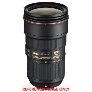 Nikon AF-S 24-70mm f2.8E ED VR FX | Secondhand