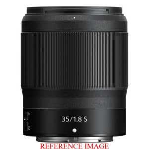 Nikon Z 35mm F1.8 S Lens | Secondhand