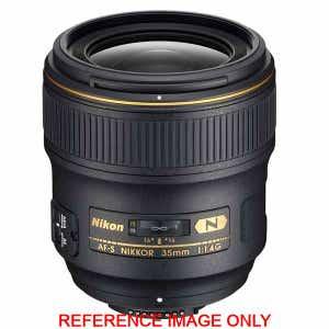 Nikon AF-S 35mm f1.4G | Secondhand