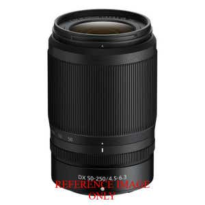 Nikon Z DX 50-250mm f4.5-6.3 VR Zoom   Secondhand