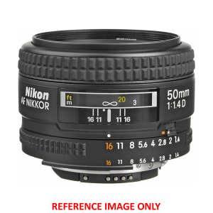 Nikon AF 50mm f1.4D | Secondhand