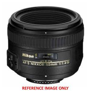 Nikon AF-S 50mm f1.4G   Secondhand