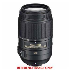 Nikon AF-S 55-300mm f4.5-5.6G DX ED VR   Secondhand
