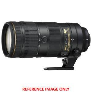 Nikon AF-S 70-200mm VR f2.8E FL ED ZOOM (FX) | Secondhand