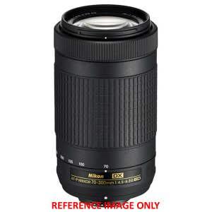 Second Hand - Nikon AF-P 70-300mm STD f4.5-6.3G ED Zoom