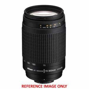 Nikon AF 70-300mm G Zoom   Secondhand