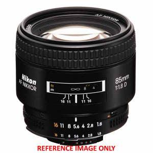 Nikon AF 85mm f1.8 D | Secondhand