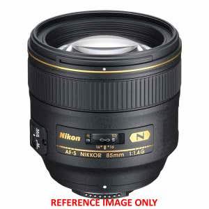 Second Hand - Nikon AF-S 85mm f1.4 G