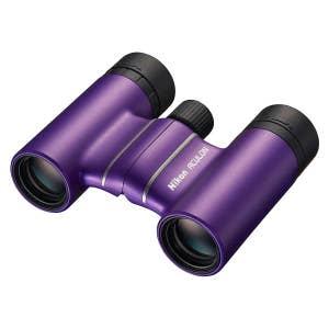 Nikon 8x21 Aculon T02 Binoculars - Purple