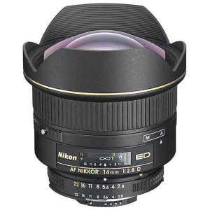 Nikon AF 14mm f2.8 ED
