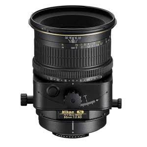 Nikon AF 85mm f2.8 D PC Micro