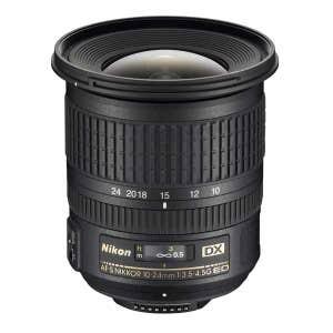 Nikon AF-S 10-24mm f3.5-4.5 G DX ED