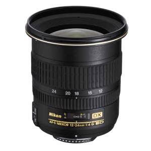 Nikon AF-S 12-24mm f4 G DX IF-ED