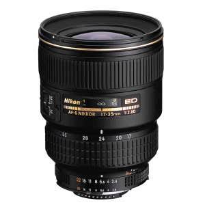 Nikon AF-S 17-35mm f2.8 D IF-ED
