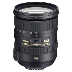 Nikon AF-S 18-200mm f3.5-5.6G VR II DX IF ED
