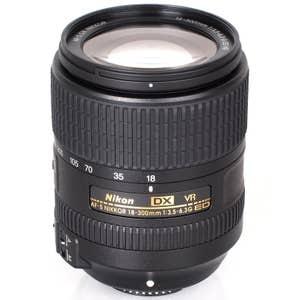 Nikon AF-S 18-300mm f3.5-6.3 G ED VR (DX) - New Version
