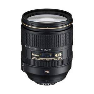 Nikon AF-S 24-120mm f4 G IF-ED VR