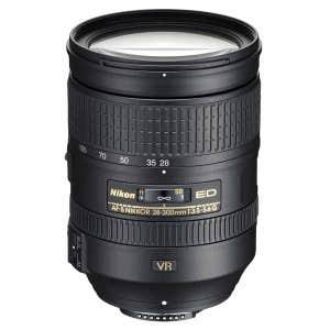 Nikon AF-S 28-300mm F3.5-5.6 VR IF-ED