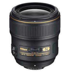 Nikon AF-S 35mm f1.4 G