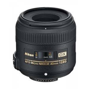 Nikon AF-S 40mm f2.8G DX Micro