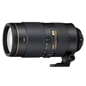 Nikon AF-S 80-400mm ED VR