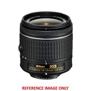 Nikon AF-P 18-55mm f3.5-5.6G VR | Secondhand