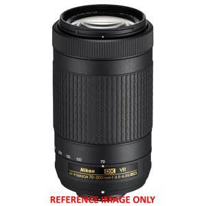 Nikon AF-P 70-300mm VR - Front