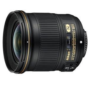 Nikon AF-S 24mm f1.8G ED Lens (FX)