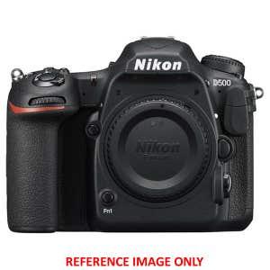 Nikon D500 Body - Front