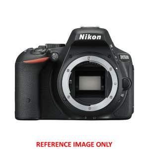 Nikon D5500 Front - Second Hand