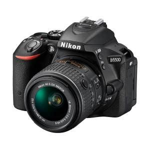 Nikon D5500 + 18-55mm VRII