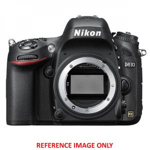 Nikon D610 Body   Secondhand