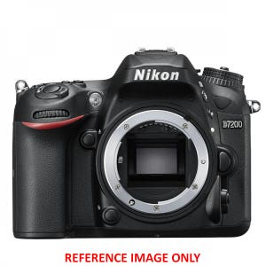 Nikon D7200 Body Only | Secondhand