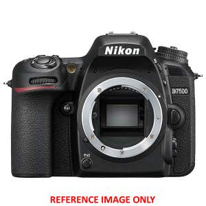 Second Hand - Nikon D7500 Body Front