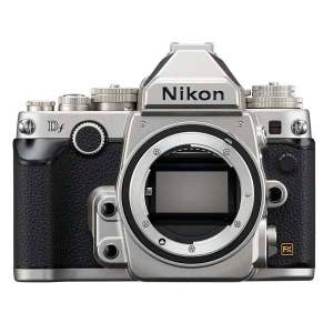 Nikon DF Body Only - Silver