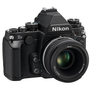 Nikon DF + 50mm f1.8 - Black