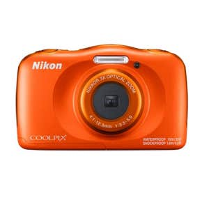 Nikon Coolpix W150 Orange Front