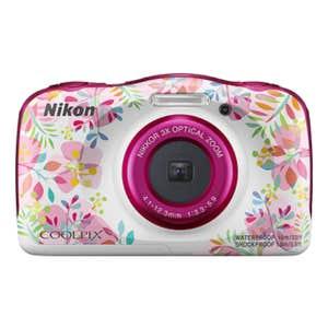 Nikon Coolpix W150 Pink Front