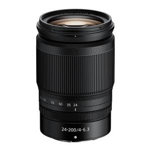 Nikon Z 24-200mm F4-6.3 VR Zoom