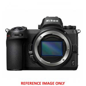 Nikon Z7 Body Only | Secondhand - front