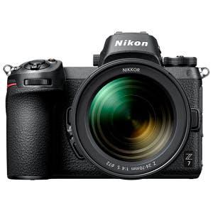 Nikon Z7 + 24-70mm & Adaptor