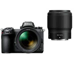 Nikon Z7 + 24-70mm & 50mm f1.8 - kit