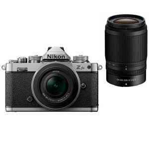 Nikon Z FC + 16-50mm & 50-250mm VR - Black
