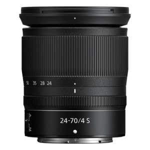 Nikon Z 24-70mm F4 S Zoom