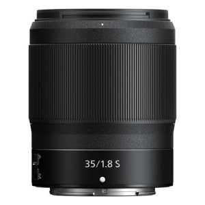 Nikon Z 35mm F1.8 S Lens