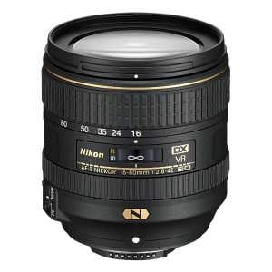 Nikon AF-S DX 16-80mm f2.8-4 ED VR Zoom