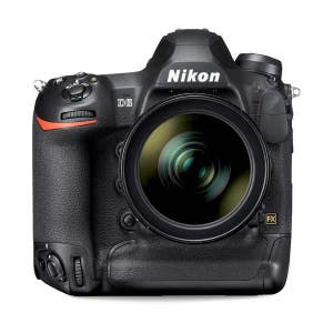 Nikon D6 Body Only - front view